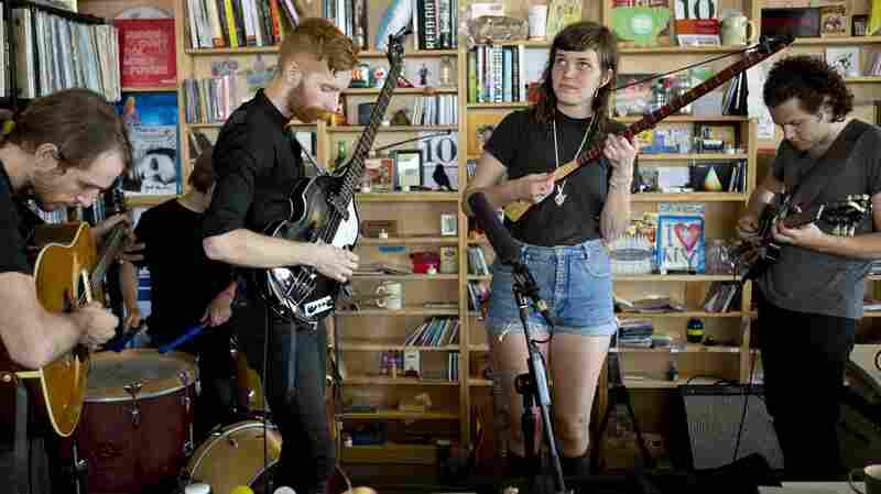 Saintseneca performs a Tiny Desk Concert.