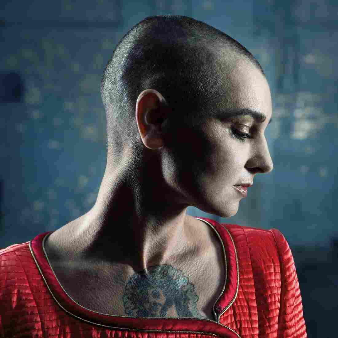 Sinead O'Connor's new album, I'm Not Bossy, I'm The Boss, comes out Aug. 12.