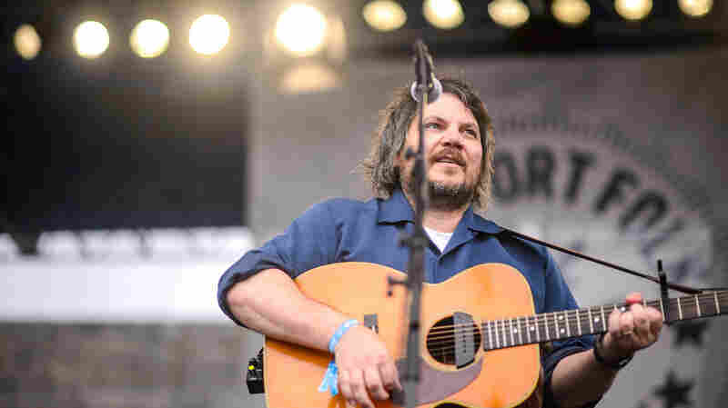 Jeff Tweedy, Live In Concert