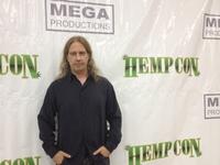 Robert Calkin, the president of the Cannabis Career Institute, spoke at an exhibition called Hempcon held in San Bernardino, Calif., last year