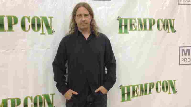 Robert Calkin, the president of the Cannabis Career Institute, spoke at an exhibition called Hempcon held in San Bernardino, Calif., last year