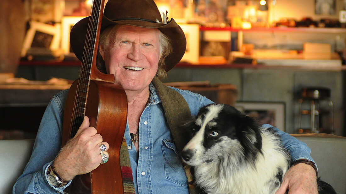 Billy Joe Shaver Writes Country Songs — And Lives Them, Too