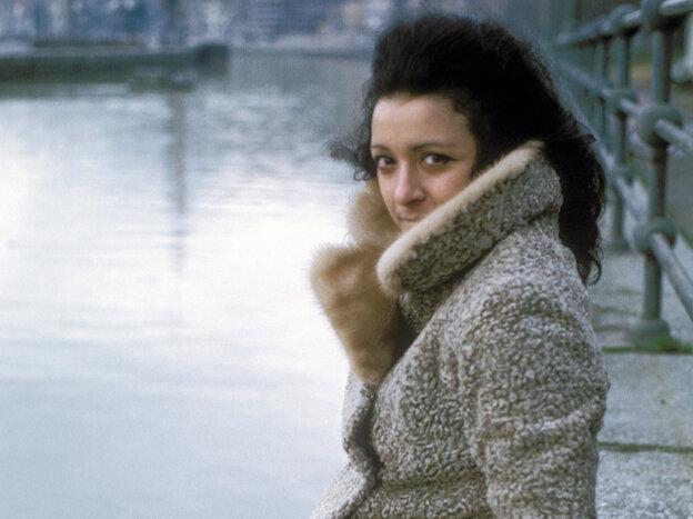 "Spanish singer Dolores Vargas, ""La Terremoto"" — The Earthquake — in Madrid in 1970."