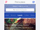 Foursquare is about to unveil its new Yelp-like app, which meant moving the users who liked it for checking in onto a new app, Swarm.