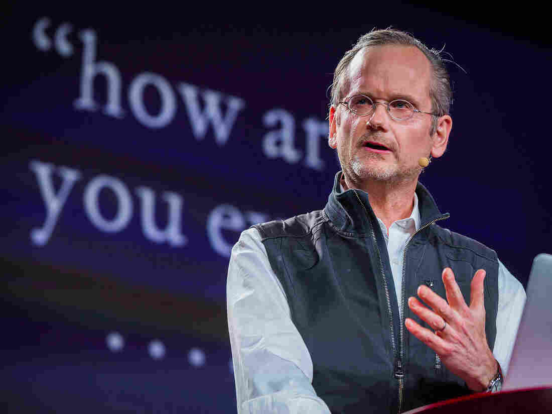 Lawrence Lessig announced his plan to create the Mayday Super PAC in a March, 2014 TED Talk.