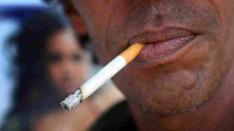 Amid Smoking's Decline, Here's Who's Still Lighting Up