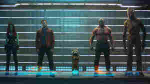 A raccoon and an anthropomorphic tree are among the unlikely band of galactic guardians that Marvel hopes will make its next big franchise.