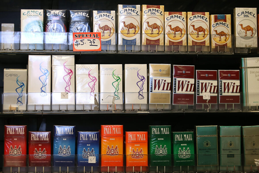 Cost of cigarettes Superkings in the UK 2016
