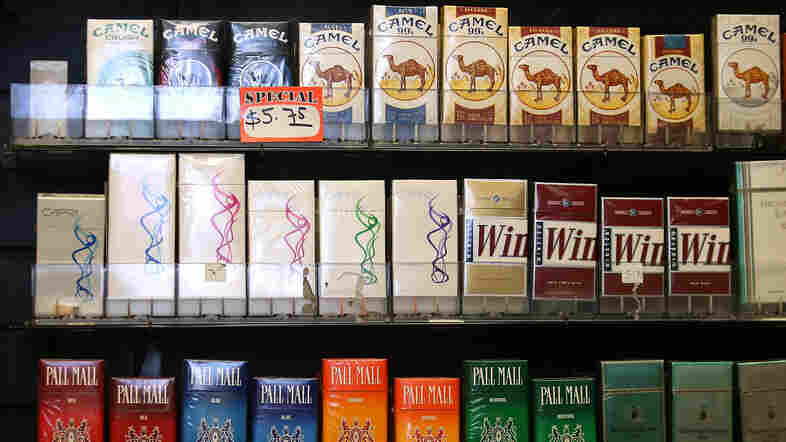 Amid Smoking Decline, Here's Who's Still Lighting Up