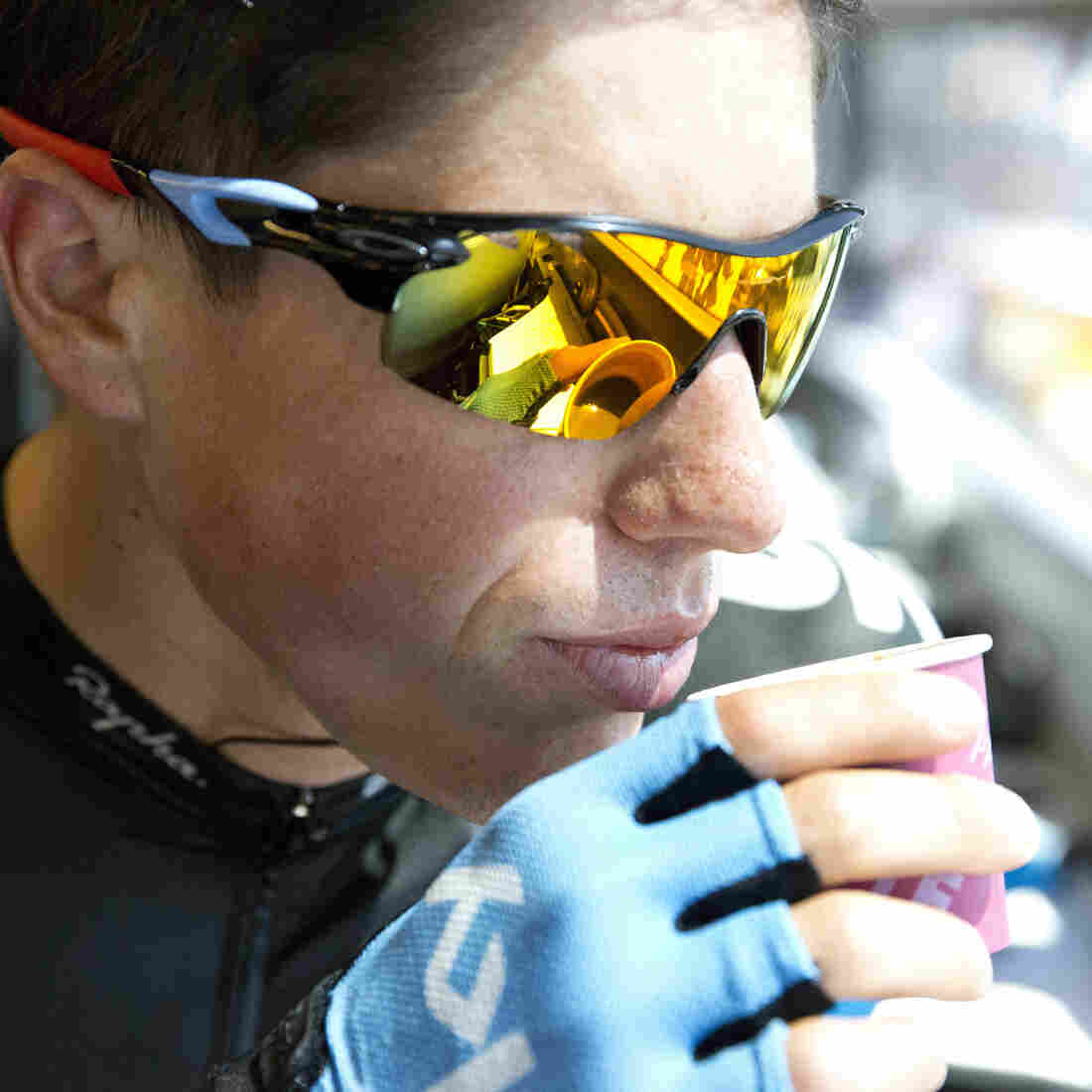 Caffeine Gives Athletes An Edge, But Don't Overdo It