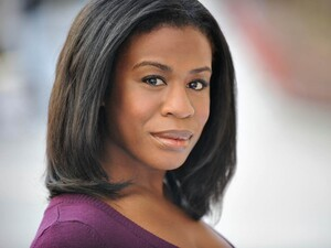 "Uzo Aduba plays Suzanne ""Crazy Eyes"" Warren in Orange Is the New Black."