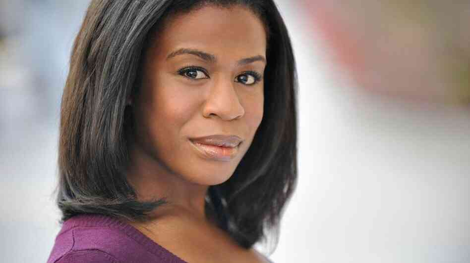 Uzo Aduba plays Suzanne 'Crazy Eyes' Warren in Orange Is The New Black.