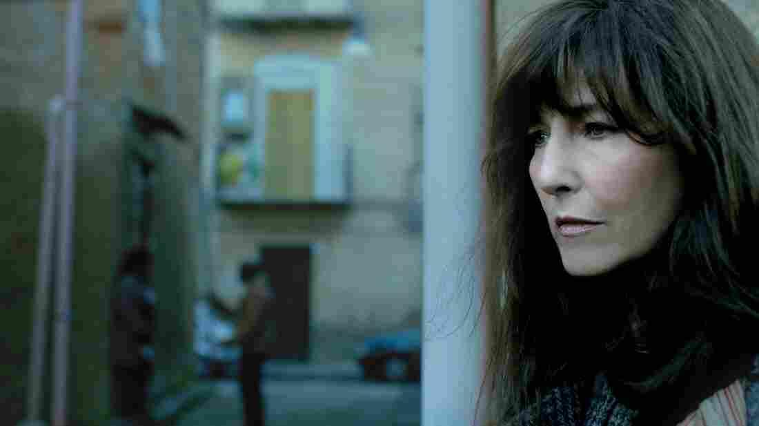 Catherine Keener plays a traumatized journalist in War Story.