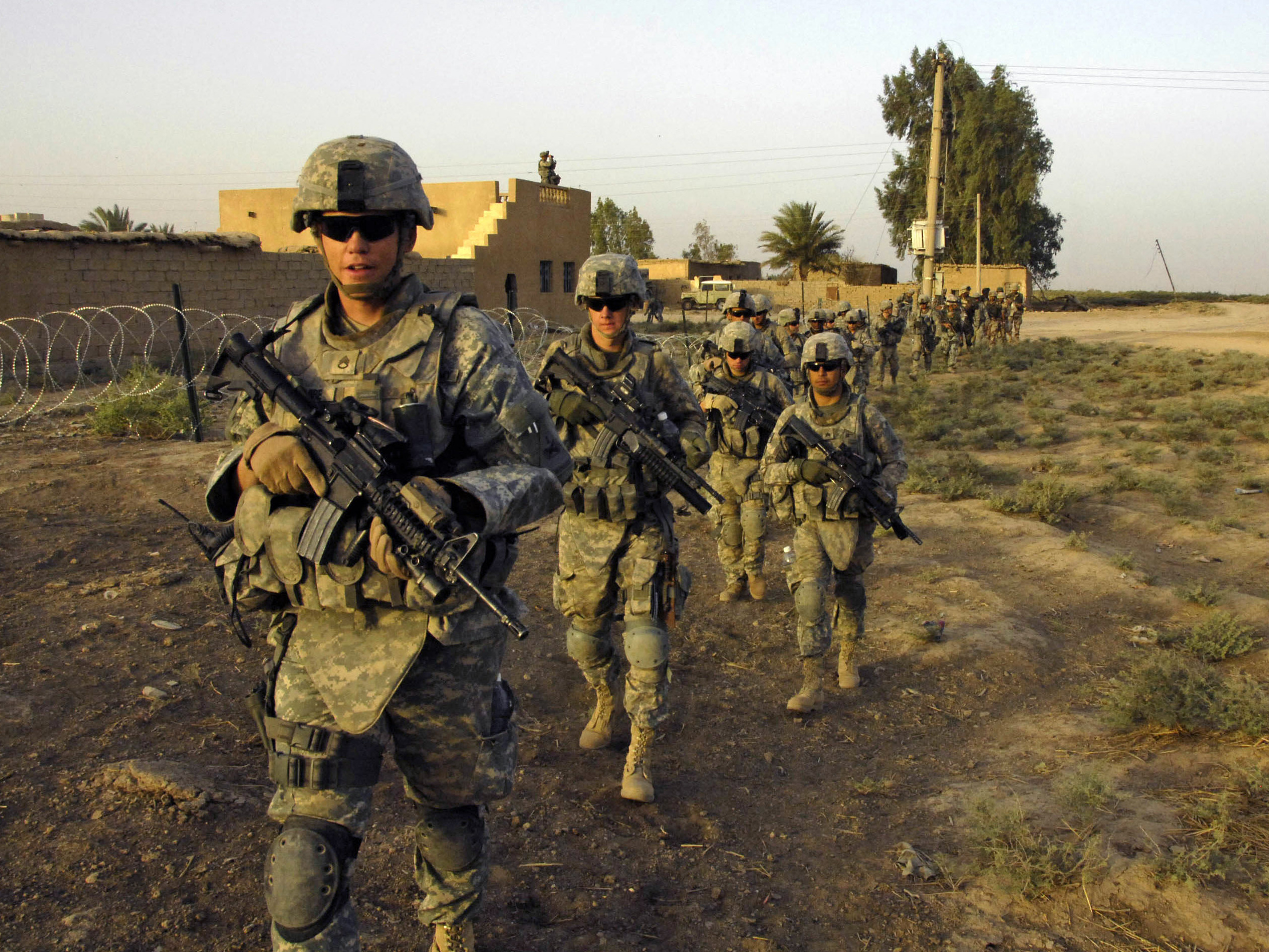 Panel Says Plan To Cut Army Strength Goes Too Far