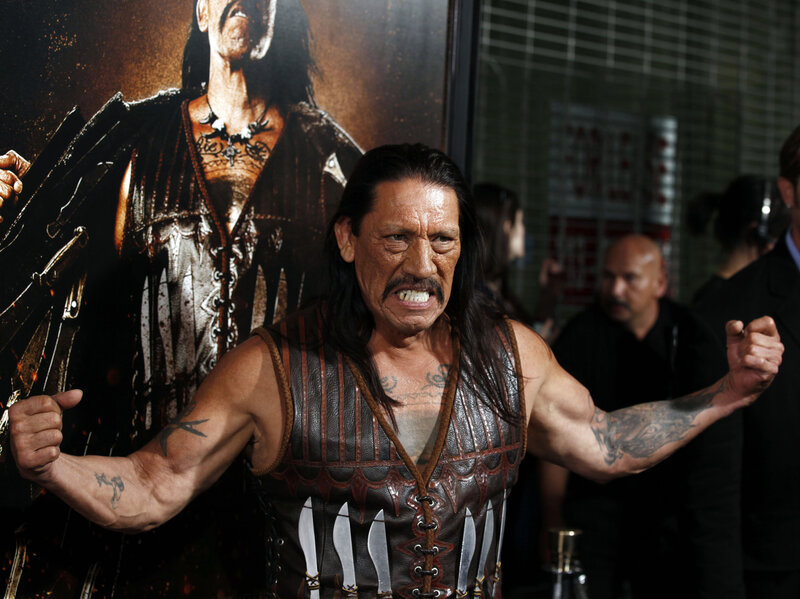 f7f73f9aba283 Danny Trejo: From The Big House To The Big Screen : NPR