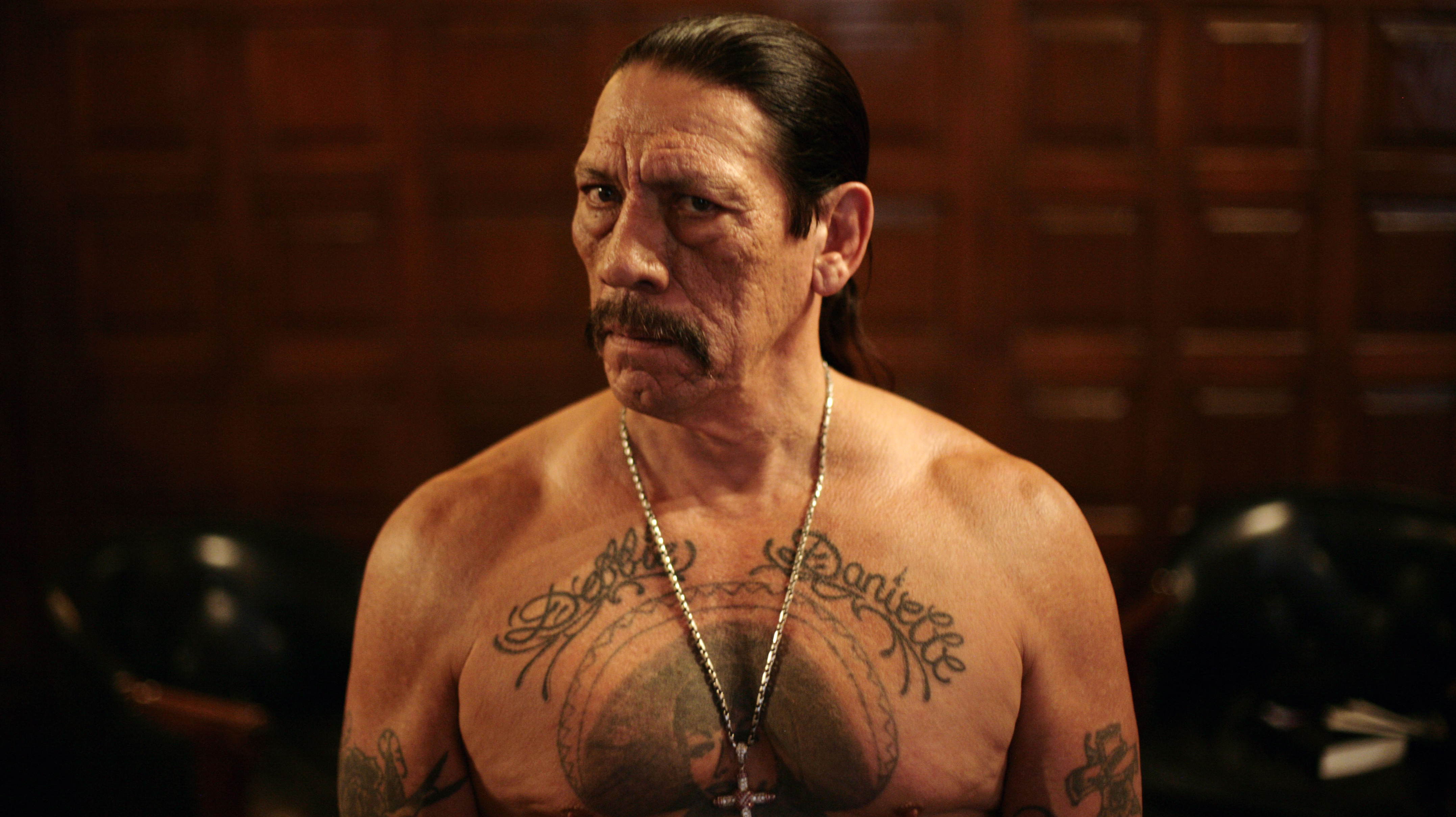 Danny Trejo: photo, biography, filmography and best films with the actor 9