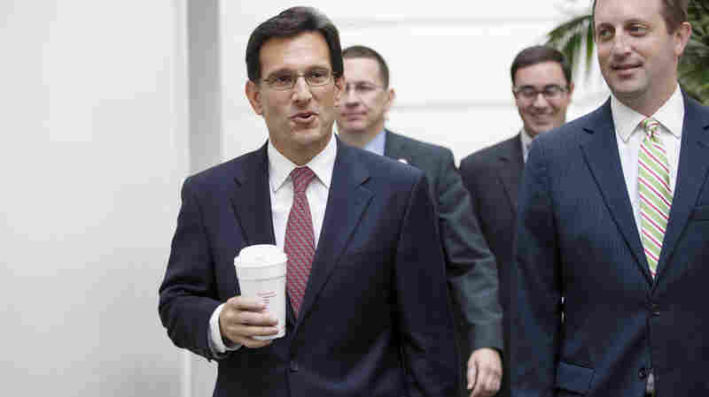 Cantor To Step Down This Month To Make Room For Successor