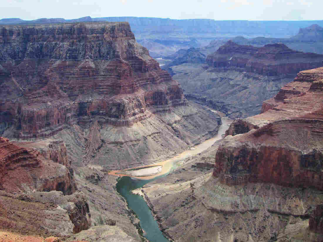 The place where the Colorado and Little Colorado rivers meet on the floor of the Grand Canyon is known as the Confluence. Many see it as holy ground; others see it as an opportunity for economic development.