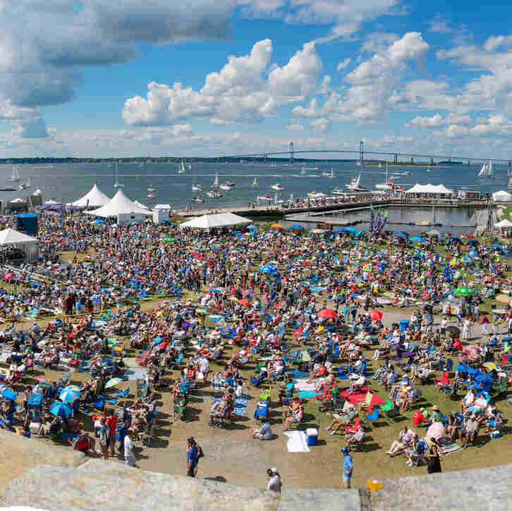 5 Acts Not To Miss At Newport Jazz 2014