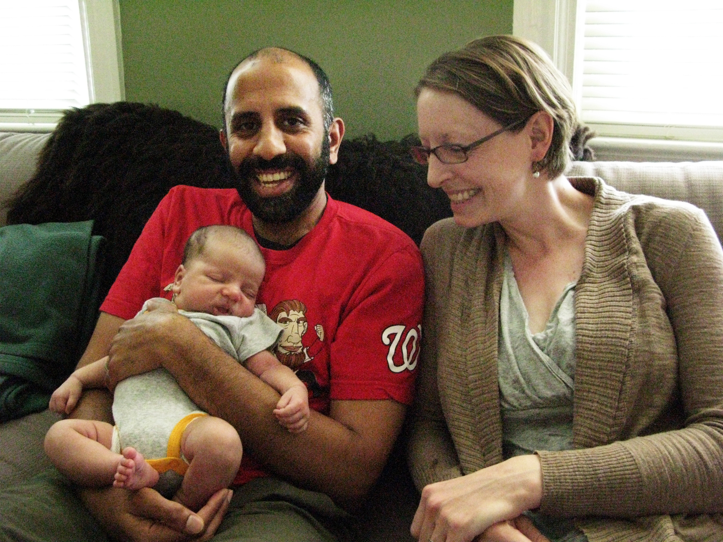 More Dads Want Paternity Leave. Getting It Is A Different Matter