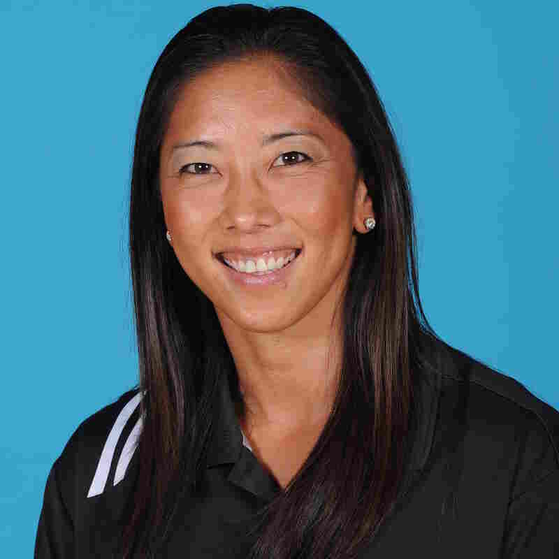 Natalie Nakase previously made sports history by becoming the first female head coach in Japanese men's professional basketball.