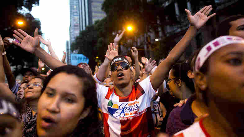 As Evangelical Clout Grows, Brazil May Face New Culture Wars