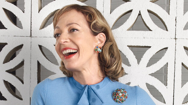 On Masters of Sex, Allison Janney plays Margaret Scully. Janney was nominated for an Emmy as outstanding guest actress in a drama series for her performance.