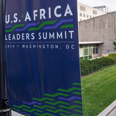 Africa's Leaders Aim To Change Perception Of The Continent