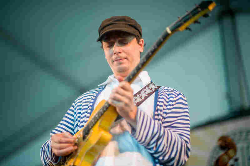 Guitarist Kurt Rosenwinkel performed a number of his classic tunes with a new lineup for his quartet.