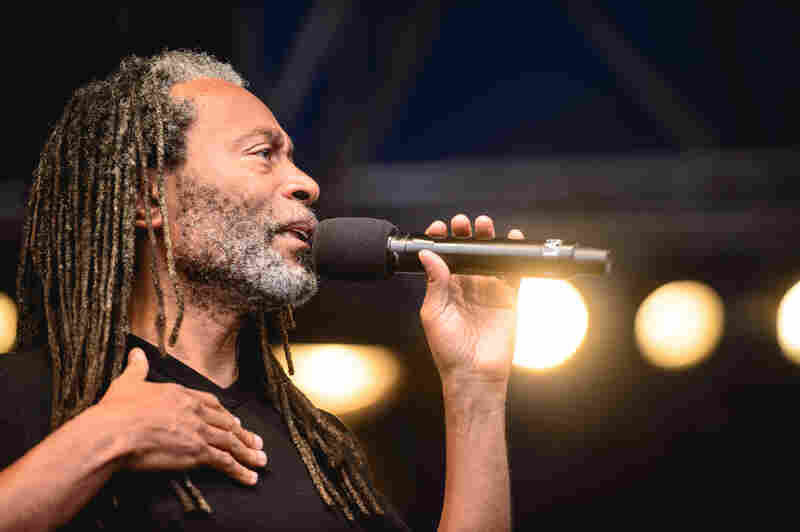 A calm Bobby McFerrin closed the festival, interpreting Negro spirituals with his spirityouall project.