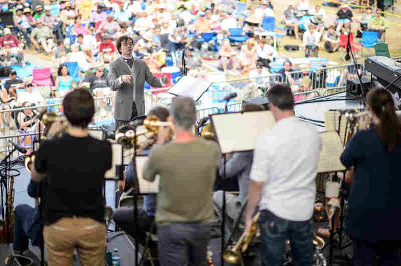 Newport Jazz 2014 In Photos : A Blog Supreme : NPR