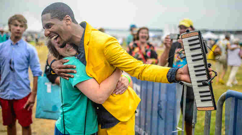 Jon Batiste And Stay Human, Live In Concert