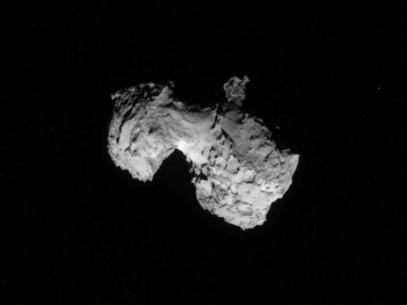 After A Decade, Comet-Chasing Spacecraft Nearly There