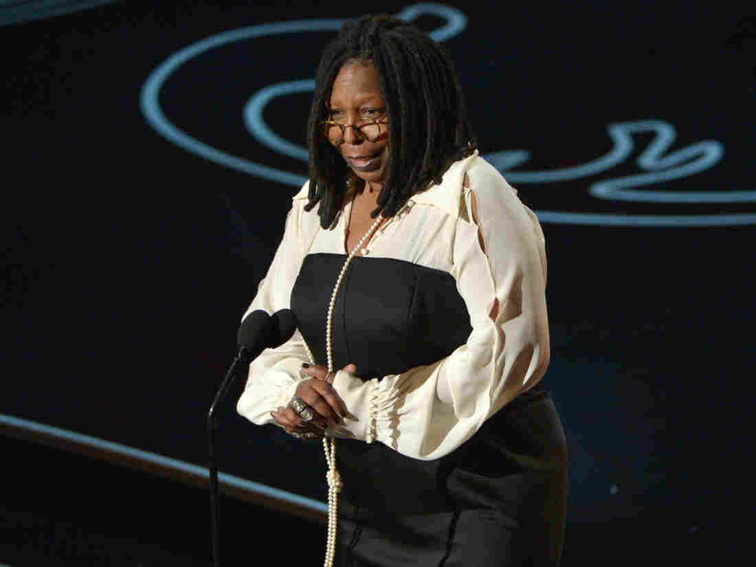 Whoopi Goldberg spoke out against teacher tenure during an episode of The View.
