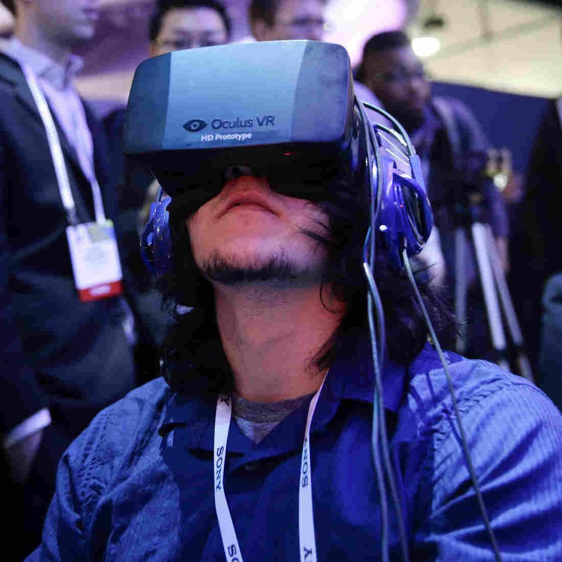 Virtual Reality's Next Hurdle: Overcoming 'Sim Sickness'
