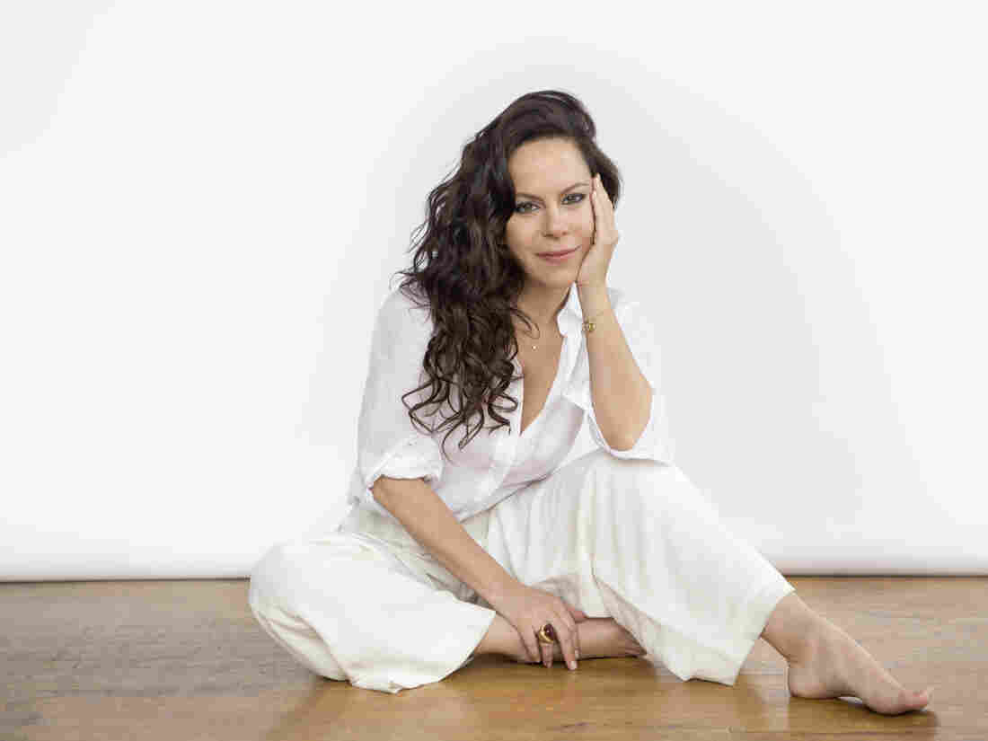 Bebel Gilberto's new album, Tudo, comes out Aug. 19.