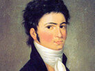 The young Beethoven.
