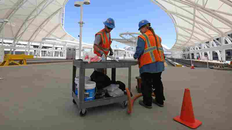 Construction Industry Missing Key Tool: Skilled Workers