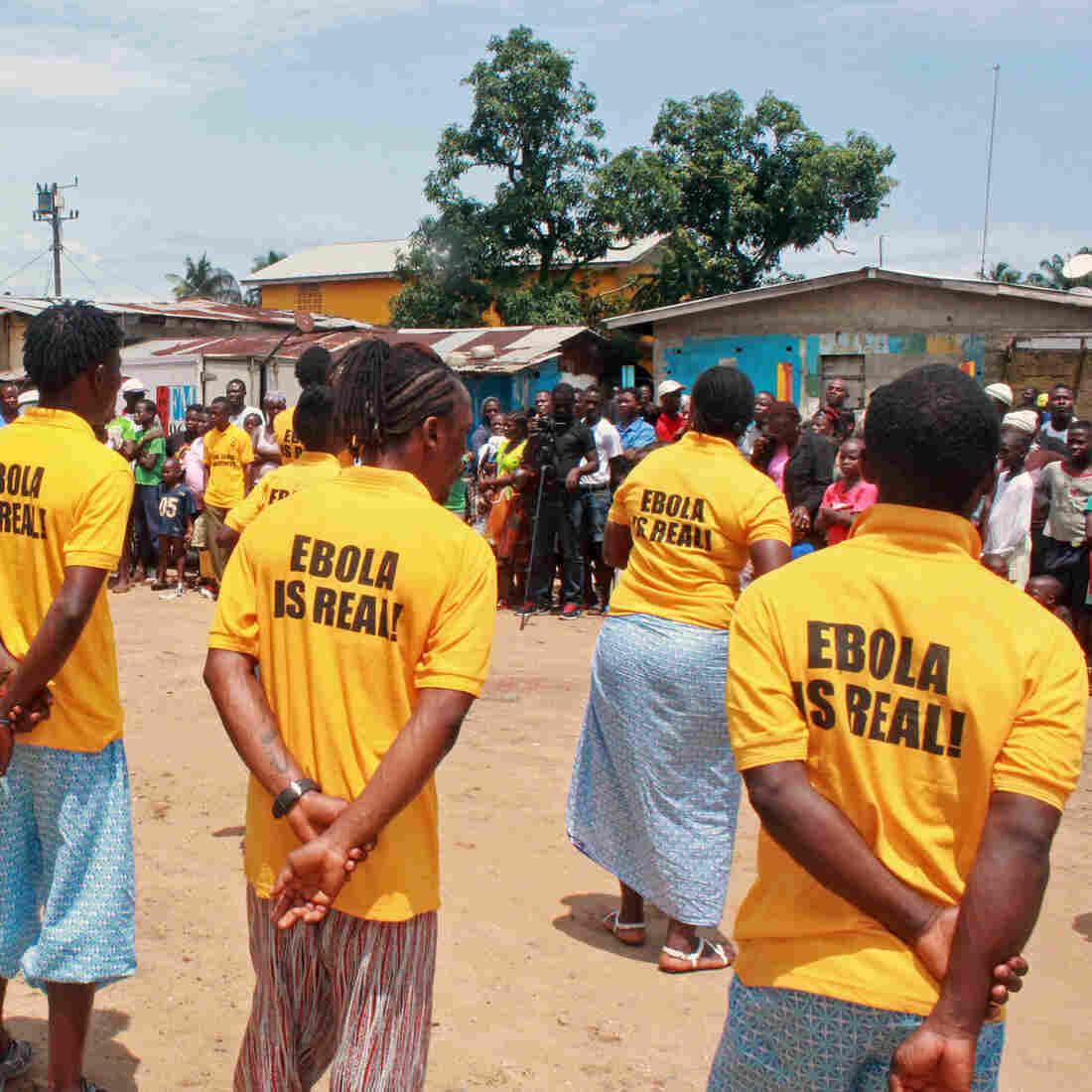 Liberians In America Help Dispel Ebola Myths Back Home