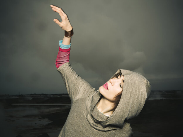 Imogen Heap's new album, Sparks, comes out Aug. 19.
