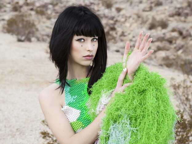 Kimbra's new album, The Golden Echo, comes out Aug. 19.