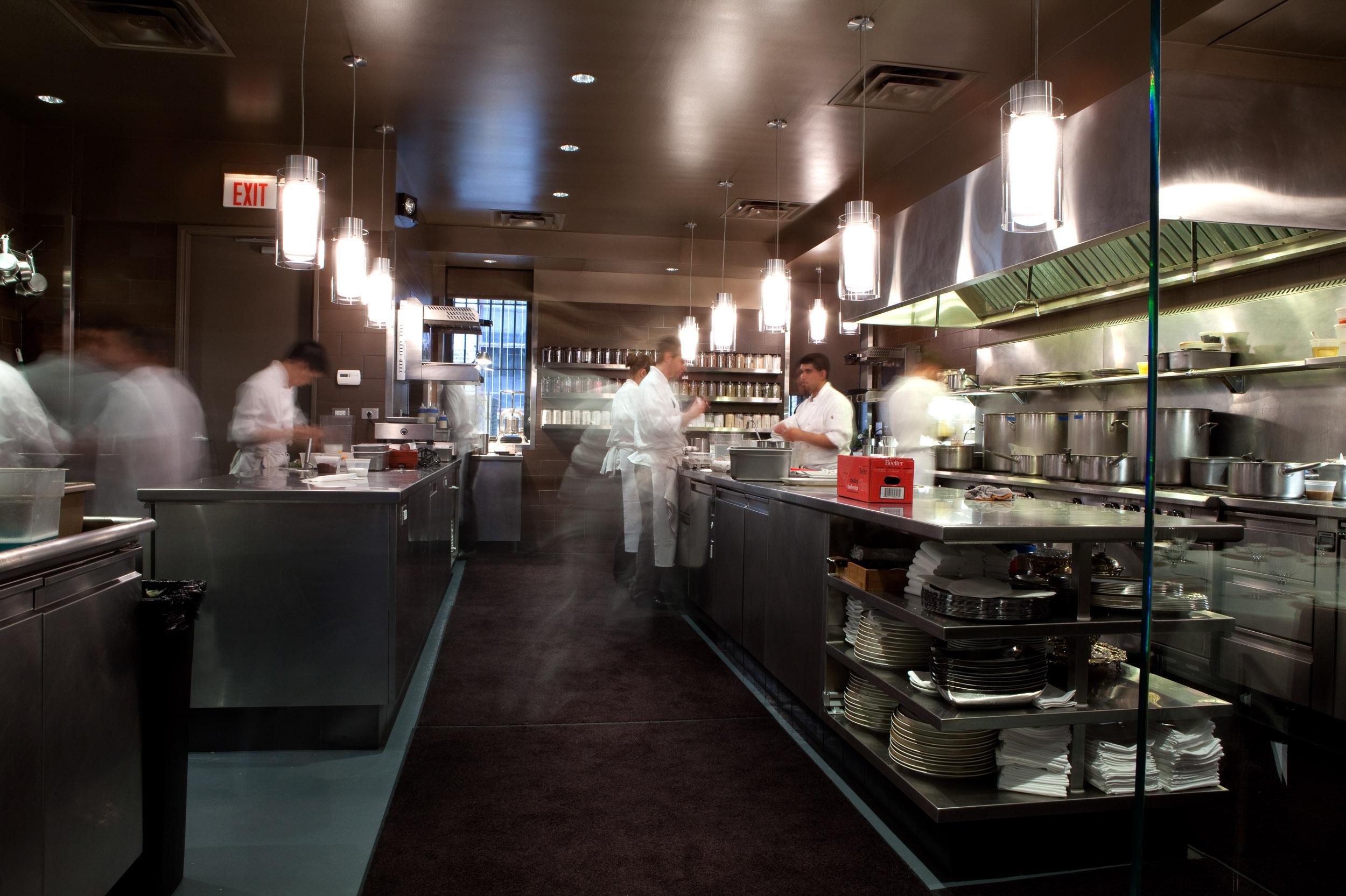 No More Reservations: Exclusive Restaurants Require Tickets Instead