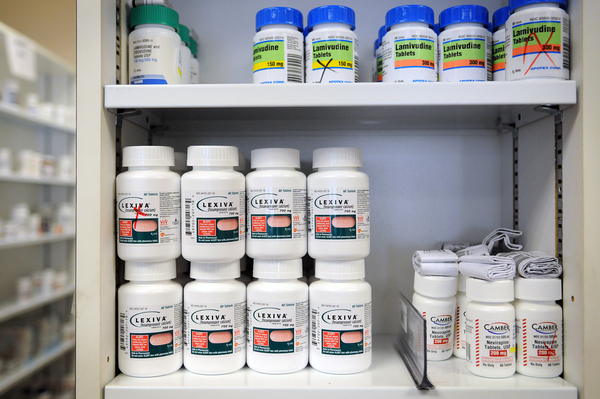Medicare gives drugs for HIV/AIDS special status, which may make it easier to game the system.