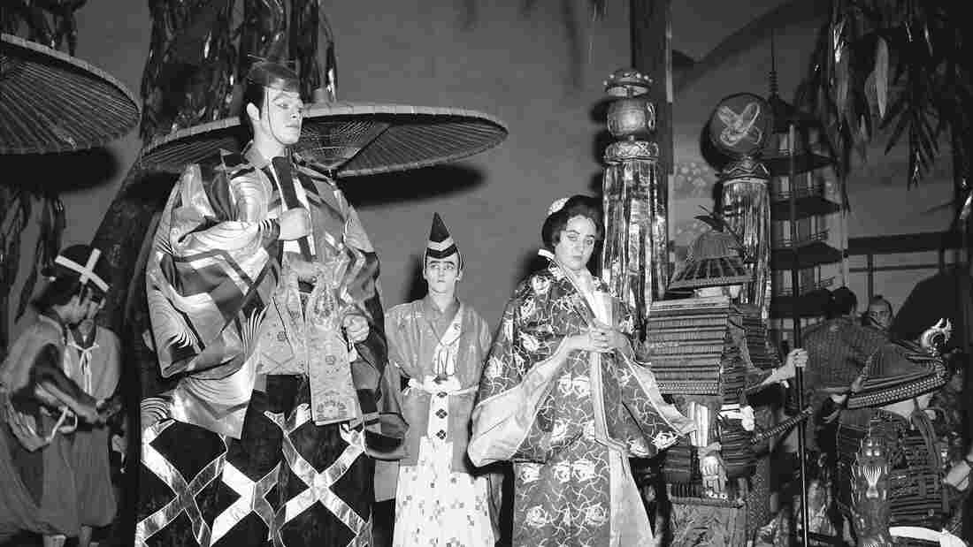 This image of a production of The Mikado is from Sept. 4, 1946.