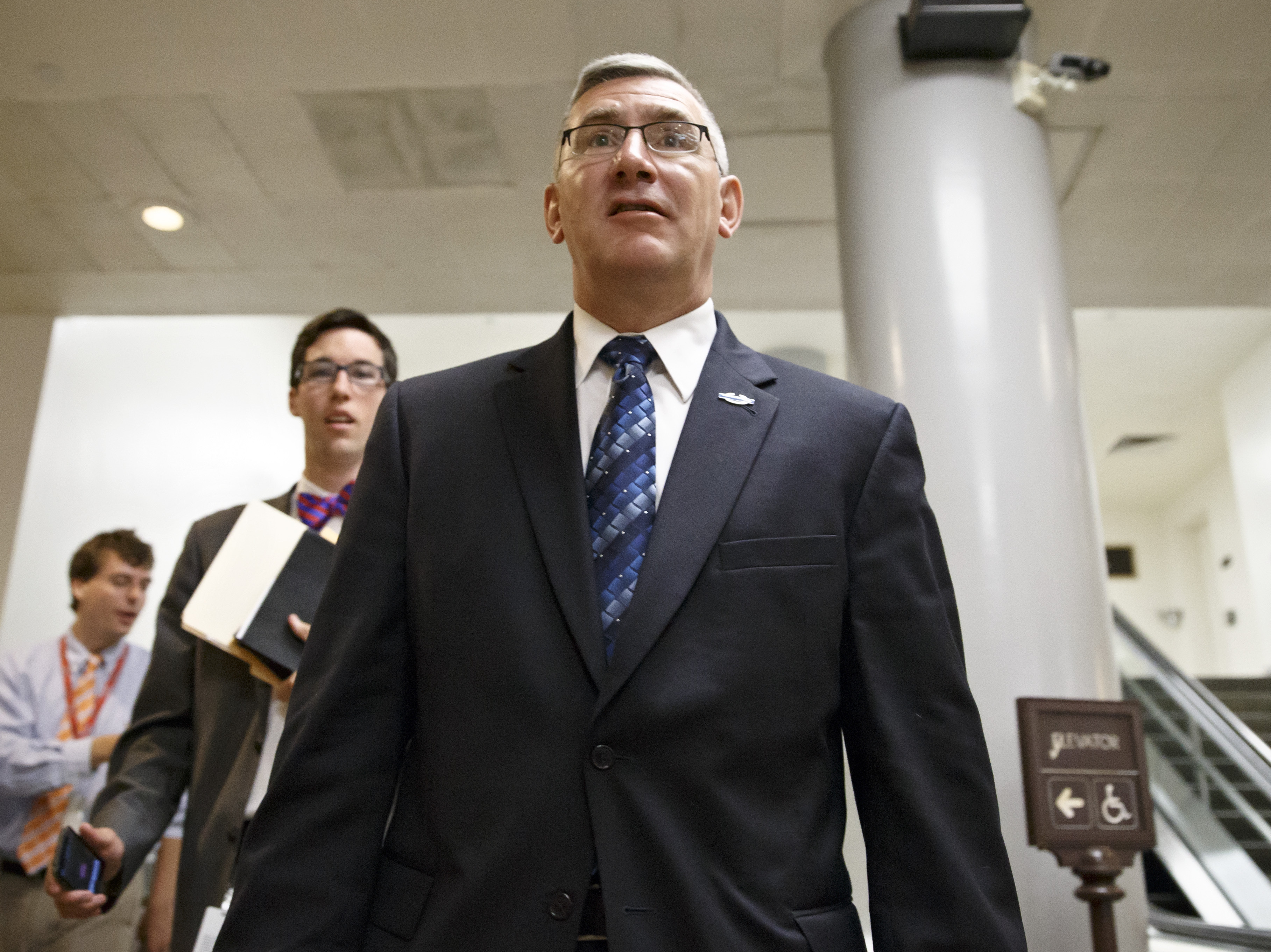 Scandal Threatens Montana Democrat's Hold On U.S. Senate Seat