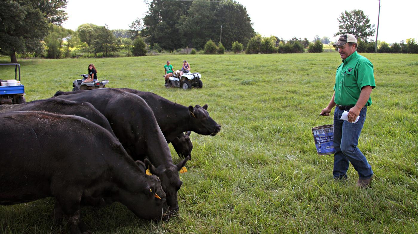 Missouri Constitutional Amendment Pits Farmer Against Farmer