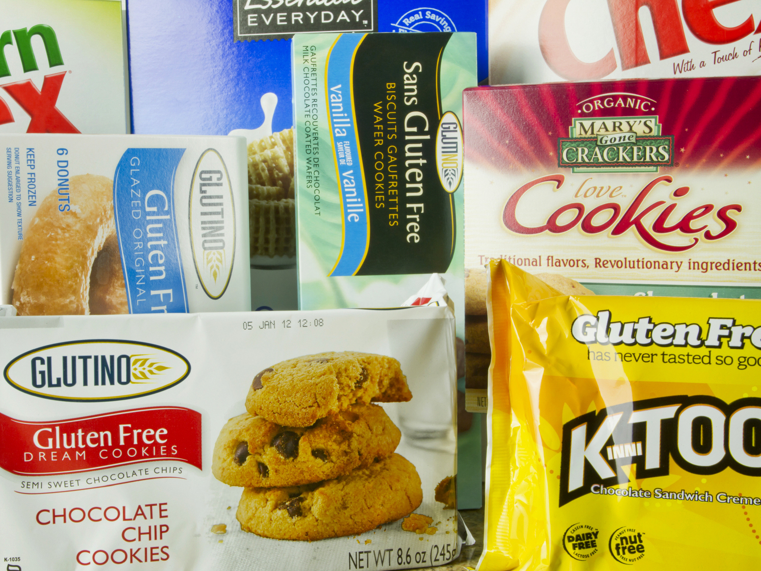 Truth In Labeling: Celiac Community Cheers FDA Rule For Gluten Free
