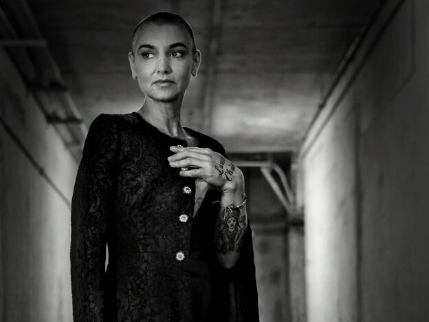 Sinead O'Connor's 10th studio album, I'm Not Bossy, I'm The Boss, is out Aug. 12.