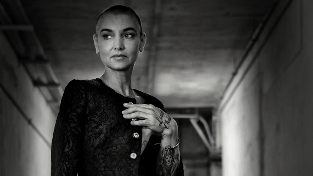 Sinead O'Connor's 10th studio album, I'm Not Bossy, I'm The Boss, is out Aug. 12. (Courtesy of the artist)