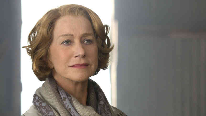 In The Hundred-Foot Journey, Helen Mirren plays an imperious French restaurant owner.